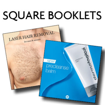 SQUARE BOOKLETS