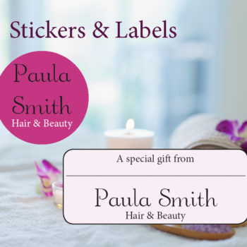 Stickers & Labels